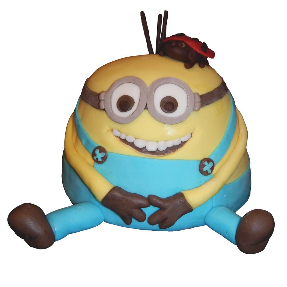 Miniontorte von sweetbee